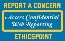 Report a Concern Using EthicsPoint - gwu.ethicspoint.com/