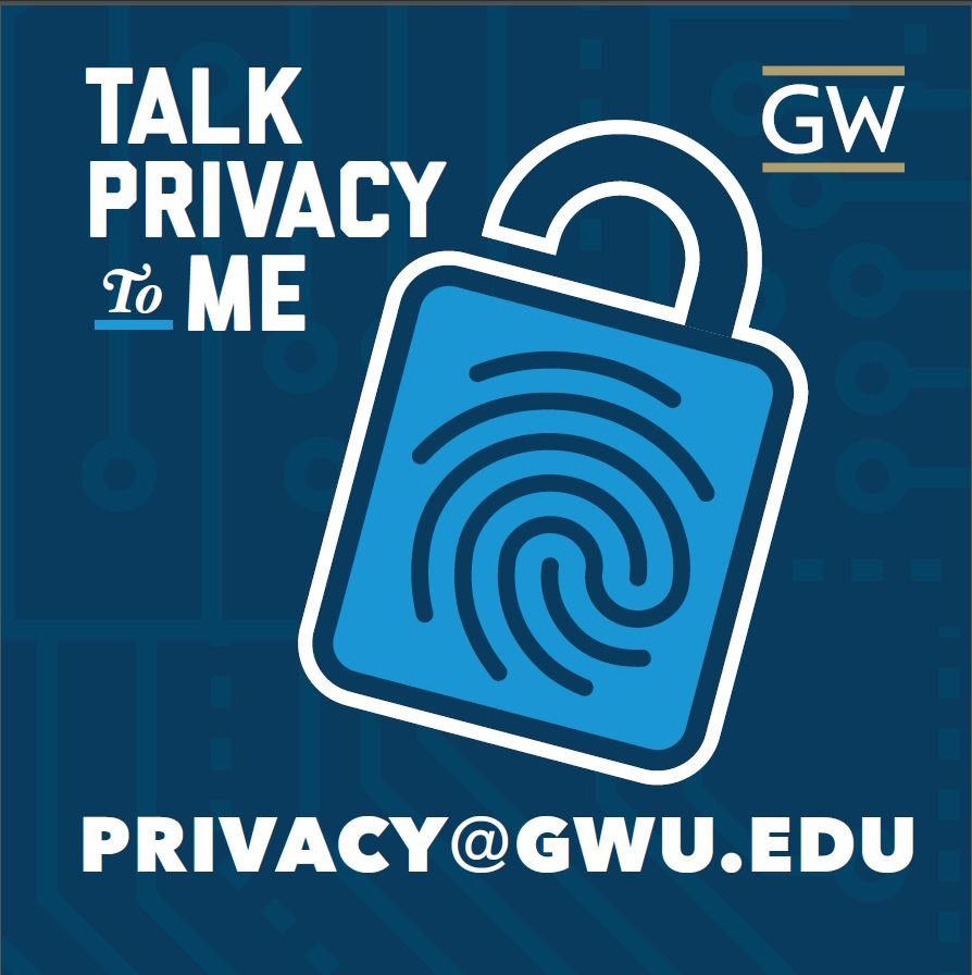Talk Privacy to me